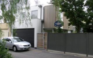 The Medindie House Billson-Sawley Architects